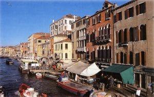 Viaje en bicicleta por Venecia