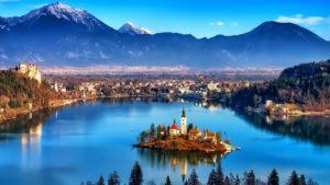 Viaje en bicicleta por el Lago de Bled