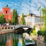Viaje en bicicleta por Liubliana